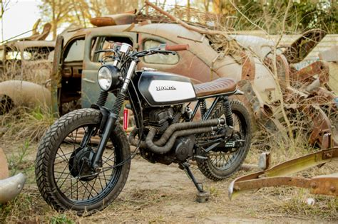 honda cb 250 honda cb250 nighthawk scrambler bikebound