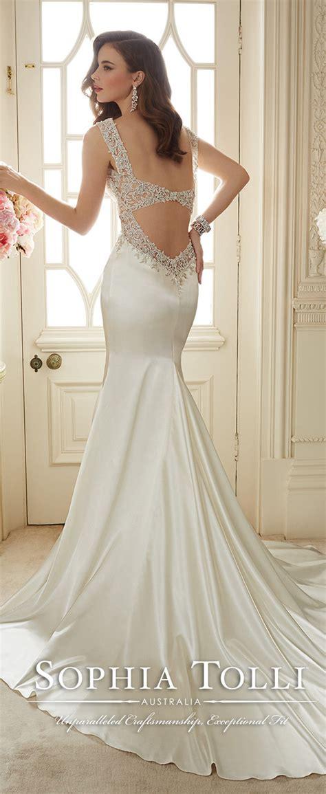 sophia tolli wedding dresses spring  bridal collection