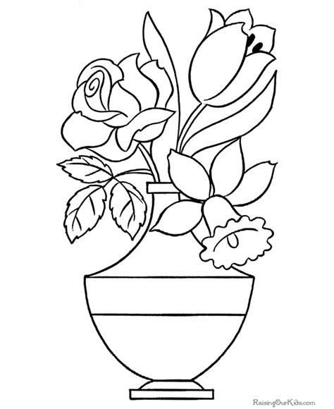 Free Downloadable Coloring Pages for Adults with Dementia ... | 580x474