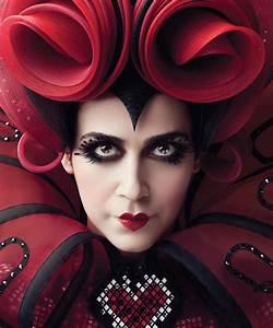 Washington Ballet - The Red Queen - Graphis