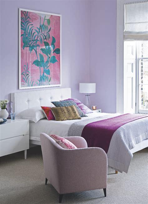 Pretty Lilac Bedroom Like The Color Scheme  Home Decor