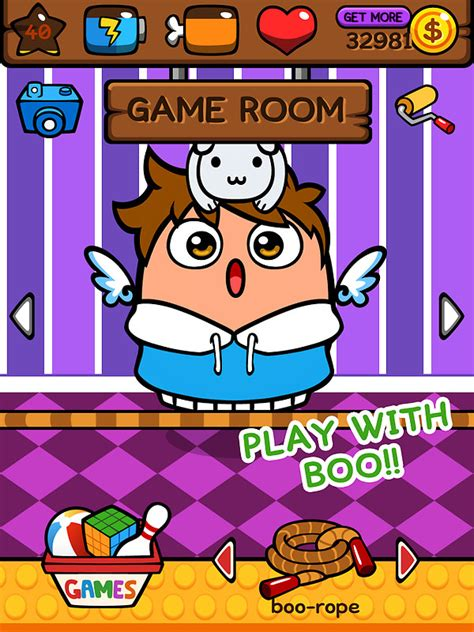 My Boo  Your Virtual Pet Game Apk Free Educational