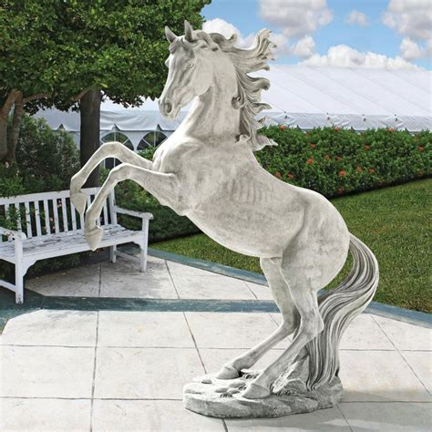 Beautiful Large Horse Statues And Sculptures For Your Home