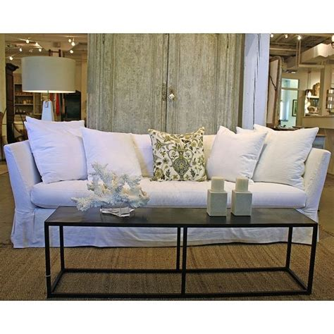 cisco brothers sofa slipcover 17 best images about slipcovered sectionals on