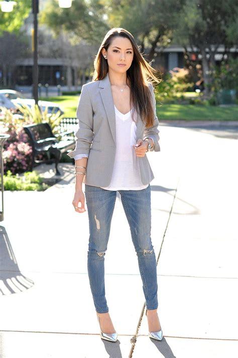 6 Chic and Casual Ways to Wear a Blazer u2013 Glam Radar