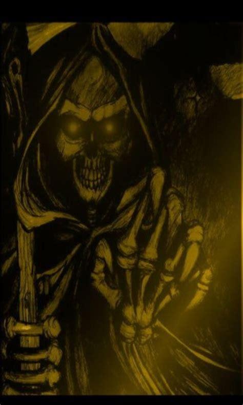 evil grim reaper wallpaper wallpapersafari