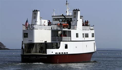 Maine State Ferry Service – Rockland Marine Corp