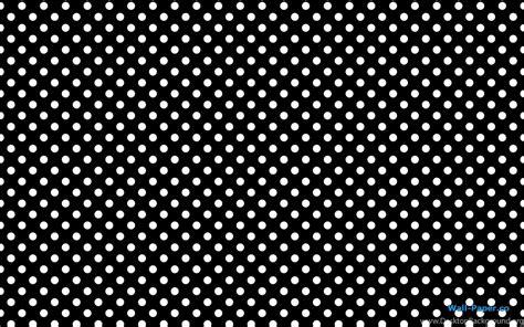 Black And White Polka Dot Background Black And White Polka Dot Wallpapers Wallpapers Hd