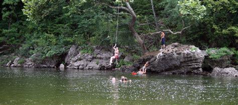 swimming holes  oklahoma  visit  summer