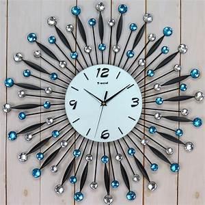 Large Decorative Wall Clocks Ideas : Decorating Large