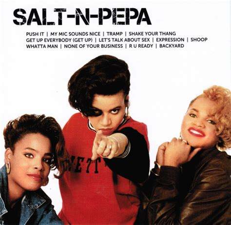 salt  pepa icon  cd discogs
