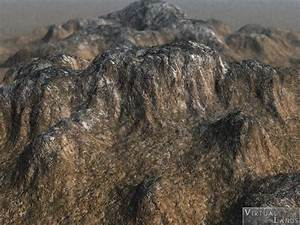 Mixing textures in Bryce - Virtual Lands 3d