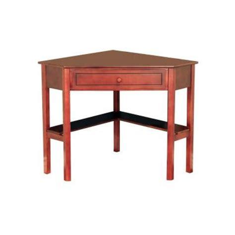 home depot computer desk frenchi home furnishing wood corner computer desk mh161
