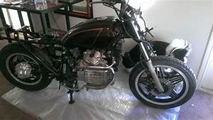 1982 Honda Gl500 Silverwing Rebuild