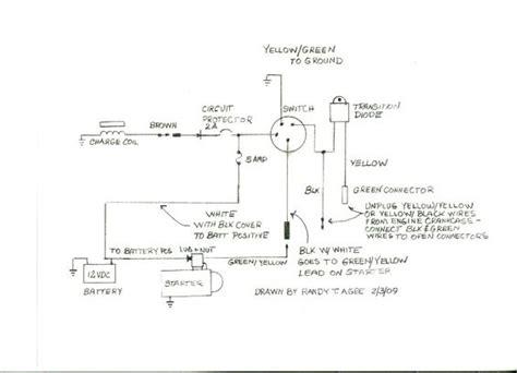 honda gx200 electric start wiring search gx270