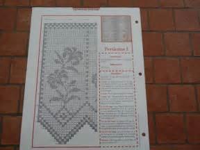 Rideaux Crochet Filet Gratuit by Mod 232 Les Crochet Rideaux