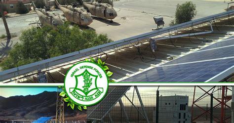 Первая в мире самоочищающаяся солнечная электростанция дебютировала в Израиле