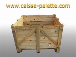 Caisse En Bois à Donner : caisse palette vente de caisse palette d 39 occasion ~ Louise-bijoux.com Idées de Décoration
