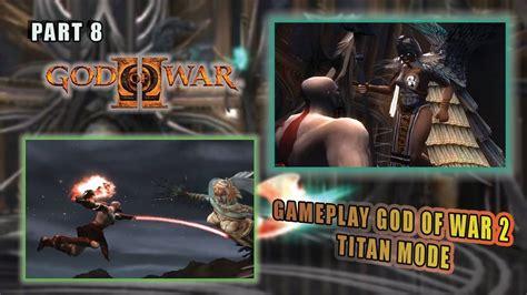 Vs Lahkesis And Atropos Gameplay God Of War 2 Titan Mode