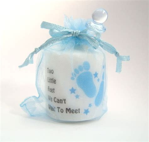 small bag 10 great ideas for baby shower candles baby ideas
