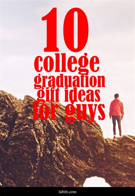 cool college graduation gift ideas  guys updated