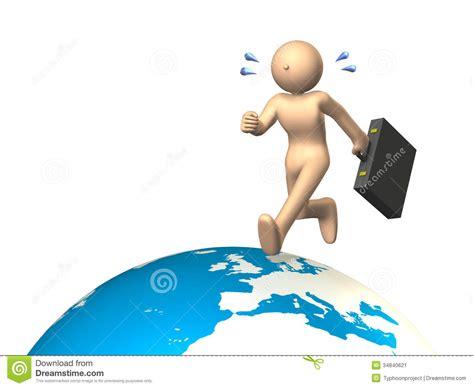 Overseas Business Trip Stock Image Image 34840621