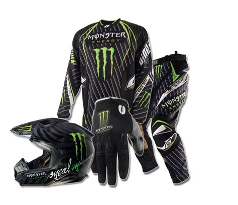monster energy motocross gear monster dirtbike gear ricky moto pinterest