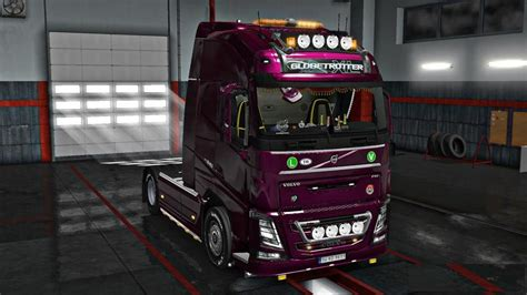 volvo fh accessories interior  truck mod euro