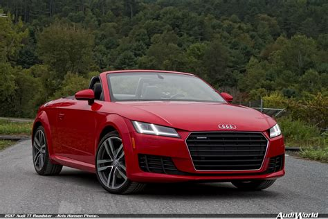 road test 2016 audi tt roadster audiworld