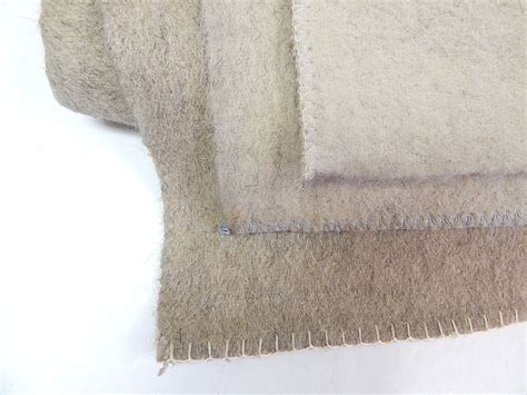 Military Surplus Czech Army 100% Wool Blanket Natural Color/unbleached What Is A Lovey Blanket Loom Knit Patterns How Big Are Throw Blankets King Size Electric Under Cotton Down Alternative Throws And Crochet Caterpillar Baby Pattern Wool Army