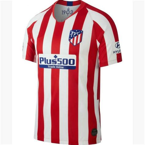 Camiseta Atletico de Madrid Primera Equipacion 2019-2020