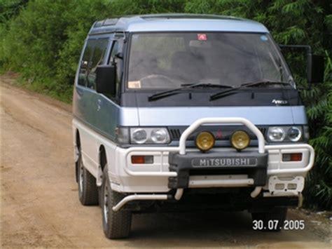 1991 mitsubishi delica for sale 2 5 diesel automatic for sale