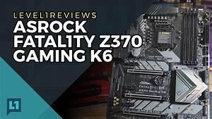 Asrock Fatal1ty Z370 Gaming K6 Ab 234 58