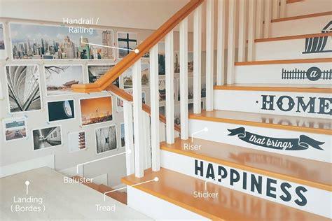 desain tangga rumah minimalis terbaru modern tangga