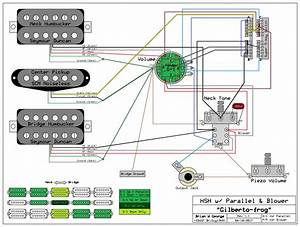 Ibanez Wiring Diagram Hsh