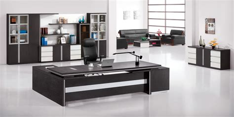 Office Furniture Ideas for Professional Look - Interior