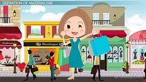 Materialism & Material Culture: Definitions & Examples ...