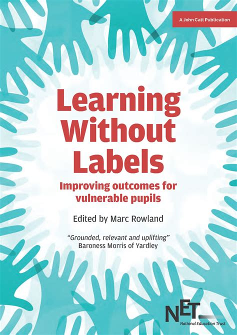 learning  labels improving outcomes  vulnerable