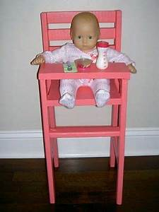 Baby Doll High Chair Plans - WoodWorking Projects & Plans