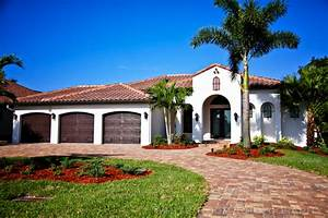 Spanish Style Home - Modern - Exterior - other metro