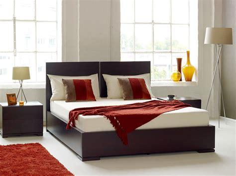 Verona Walnut Storage Bed