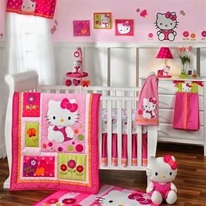 Chambre Hello Kitty : decoration chambre bebe hello kitty visuel 3 ~ Voncanada.com Idées de Décoration