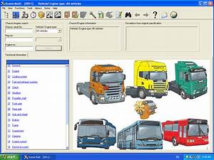 Scania 2015 Parts And Service Manual