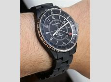 Chanel J12 GMT Matte Watch Review aBlogtoWatch