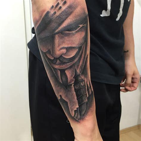 My New Tattoo #ink #inked #tattoo #tat #bigben #london