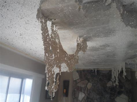 Remove Popcorn Ceilings by Popcorn Ceiling Removal Bazooka Drywall