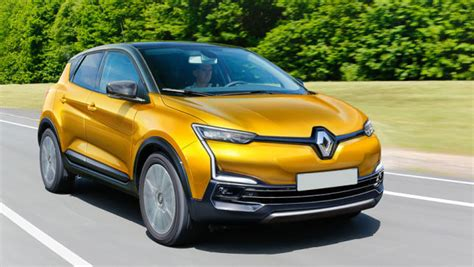 2019 Renault Captur Redesign New Platform Design 2018