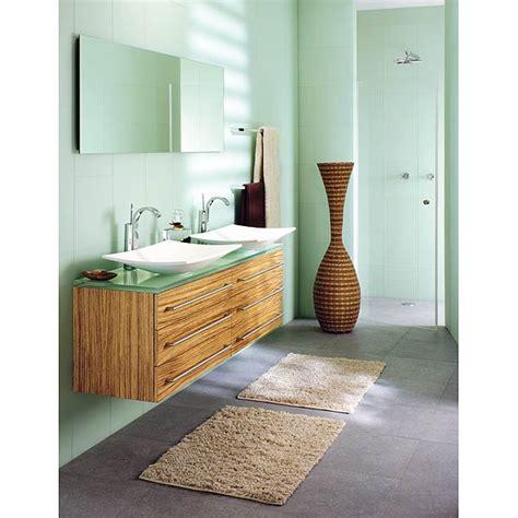 salle de bain esprit zen salle de bains zen