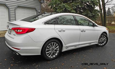 Hyundai Sonata Limited by 2015 Hyundai Sonata Limited Review