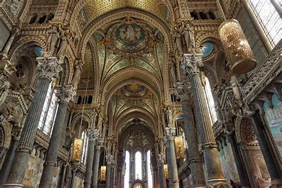 Lyon Cathedral France Church Jean Saint Baptiste
